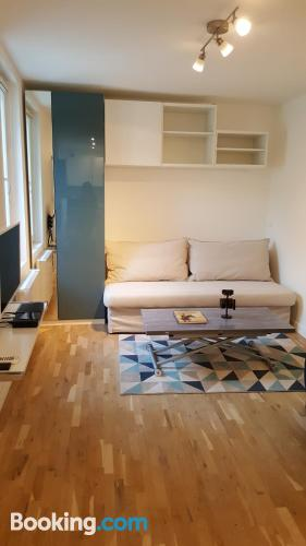 Homey apartment for two people