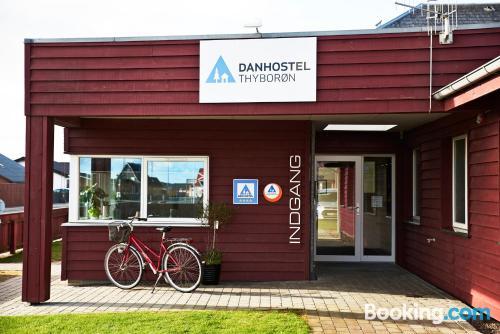 Práctico apartamento en Thyborøn
