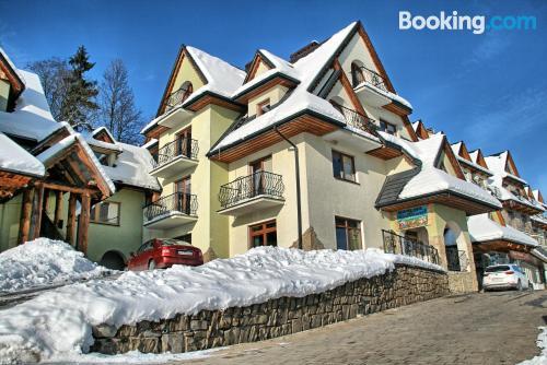 Apartamento con terraza en Biały Dunajec