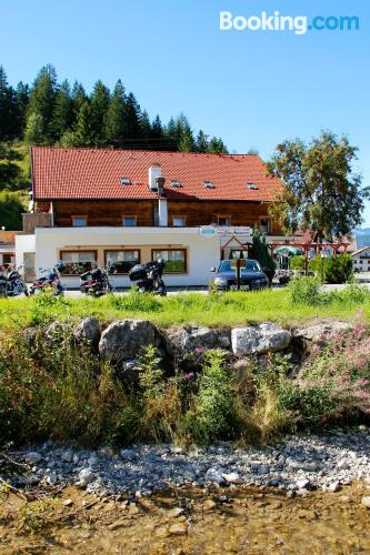 Home in Bichlbach. For couples