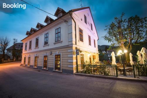 Apartamento con aire acondicionado en buena ubicación de Dolenjske Toplice
