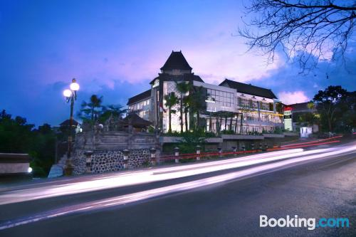 Place in Denpasar for two people