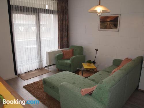 Apartamento de 52m2 en Bad Harzburg con conexión a internet