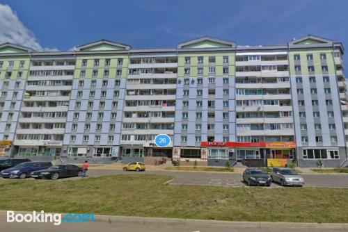 Dream in Angarsk with heating