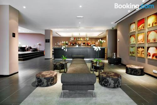 Apartment in Antwerp. 23m2!