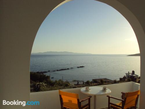 Apartment in Tinos Town. For two people.