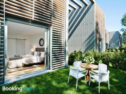 Home in Bridgehampton with swimming pool and terrace