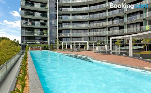 Apartment for 2 in Canberra. Baby friendly