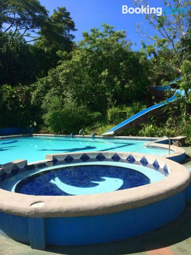 Dog friendly. Enjoy your swimming pool in La Garita!
