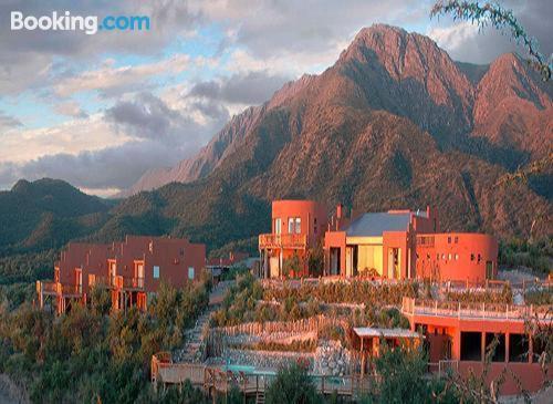 Apartamento en Capilla del Monte con wifi