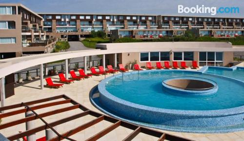 Swimming pool and wifi apartment in Mar de las Pampas incredible location with terrace