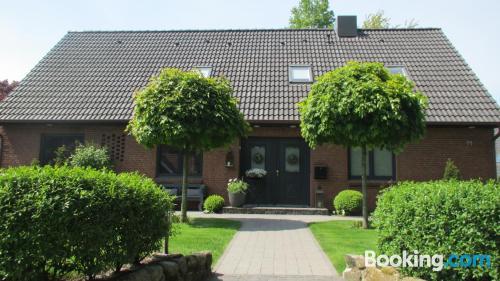 Espacioso apartamento en Süderlügum ideal parejas