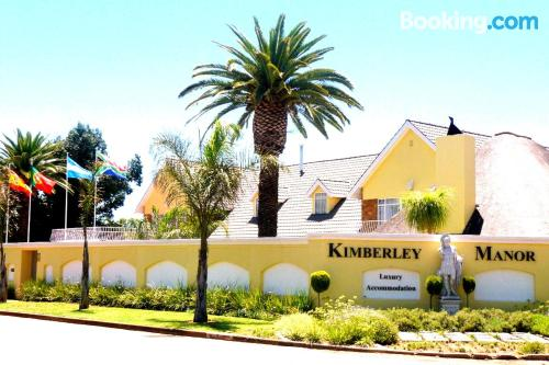 Place for two in Kimberley. Pool!