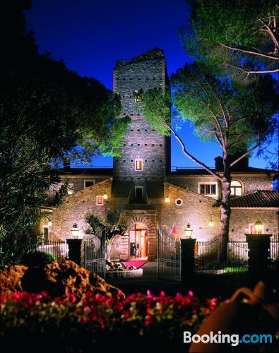 Cute home in La Giustiniana with air-con