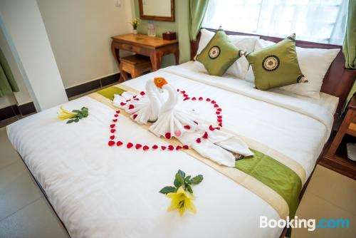 Place for couples in Phnom Penh. Tiny!