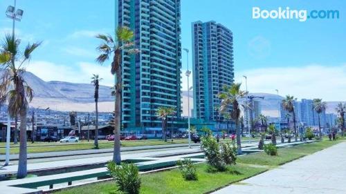 Apartamento en Iquique con vistas y internet