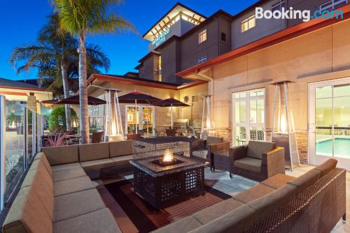 Home in Brisbane with swimming pool