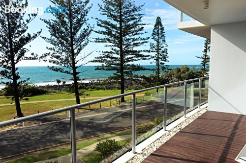 Home for two in Bargara with terrace