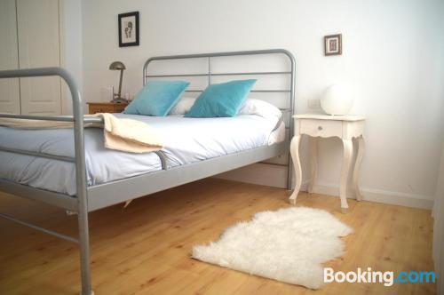 Ideal, dos habitaciones. ¡60m2!