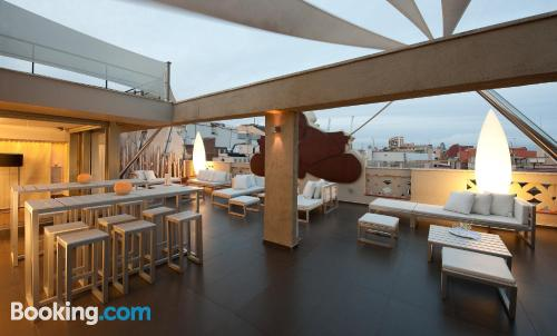 Apartment with wifi and terrace