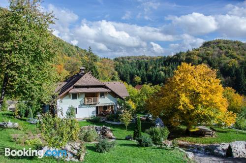 Apartamento de una habitación en Cerknica con vistas