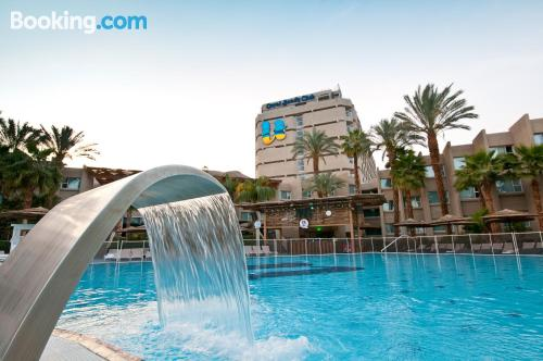 Eilat home with heat and wifi