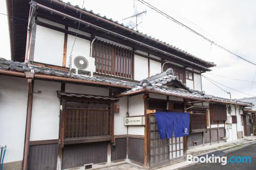 Petite apartment in Nara in great location