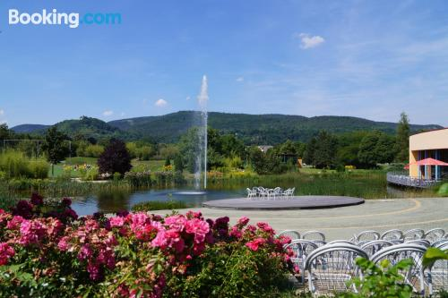 Home for two people in Bad Blankenburg in amazing location