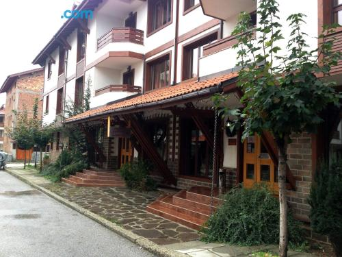One bedroom apartment in Bansko with heating