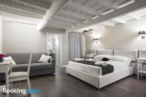 Incredible location in Rome. For couples