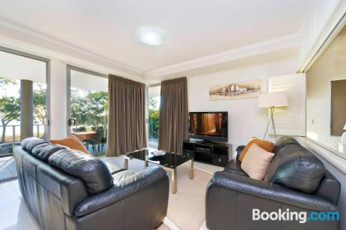 Three bedroom place in Bongaree with terrace