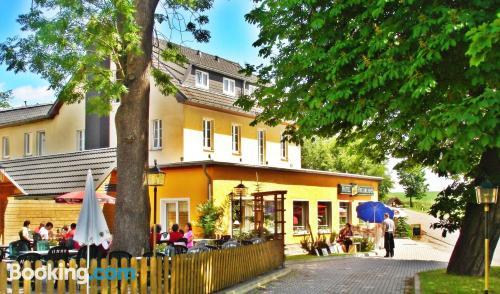Apartamento con vistas y internet en Jöhstadt para parejas