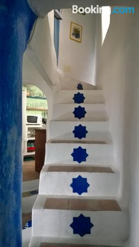 Apartment in Yunquera for families