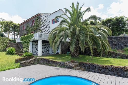 Home with 3 bedrooms, internet and terrace