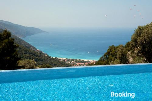 Place for couples in Oludeniz with pool.