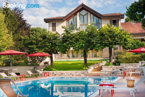 Apartamento con piscina en San Felice del Benaco