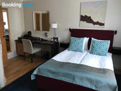 Práctico apartamento con calefacción y wifi