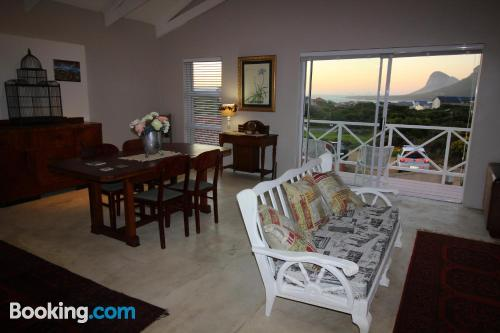Apartamento de 50m2 en Pringle Bay, bien ubicado