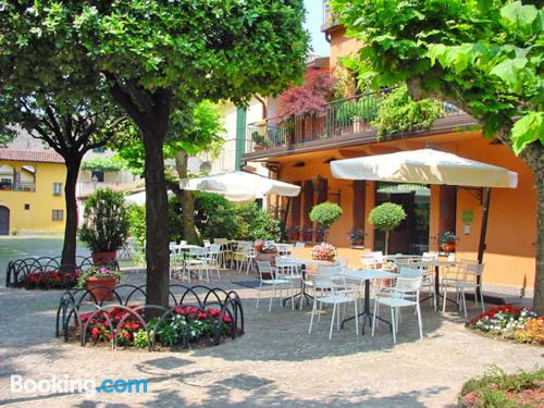 Place for two in Lecco with wifi