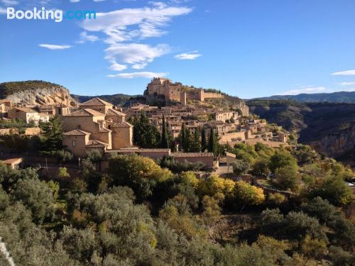 Place with terrace in perfect location of Alquézar