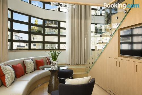 Apartment with terrace perfect for two people