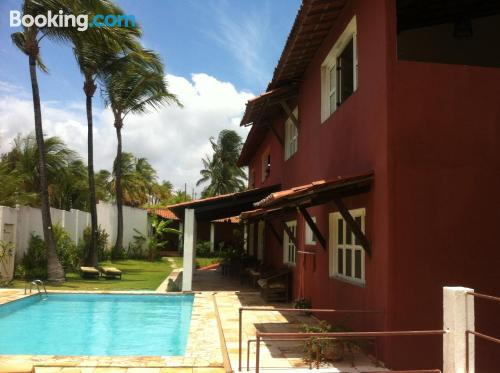 Little place in Cumbuco with pool and terrace
