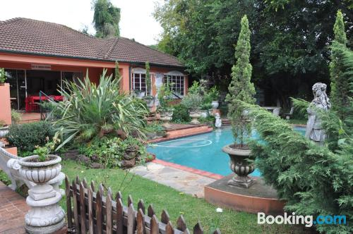 Place in Johannesburg with terrace!.