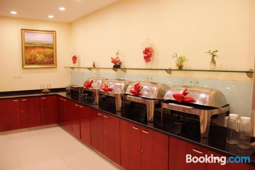 Acogedor apartamento dos personas en Nanjing