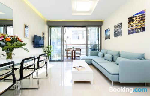 Comfortable apartment in Tel Aviv with terrace
