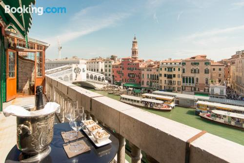 Place with wifi in center of Venice