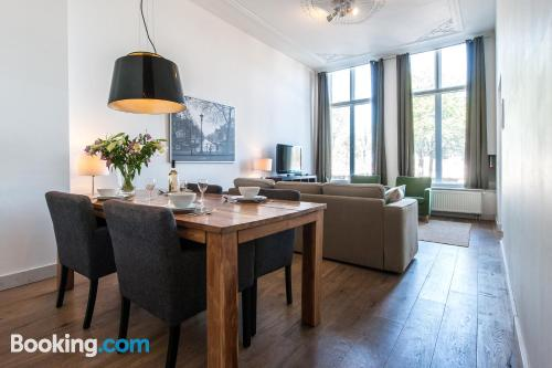 Home in Amsterdam for two people