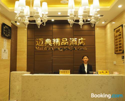 Apartamento con todo en Shanghai