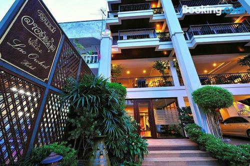 Place for 2 people in Vientiane with wifi