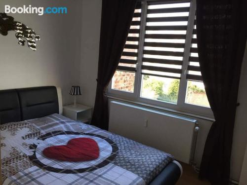 2 bedroom apartment great for six or more